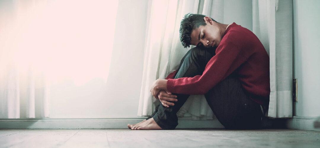 Mensen met depressies